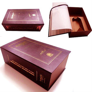 China Bespoke Books box supplier