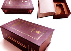 Bespoke Books box