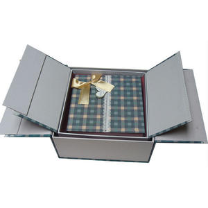 China book style box supplier