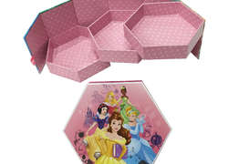 Paperboard Disney Crafts & Toys Gift Box