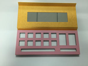 China Paper color compact supplier,for eye shadow