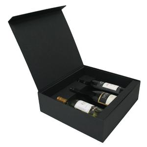 wine presentation box, wine box, paper wine box