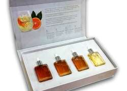 Sample  Hinged Alcohol & Spirits Box With Foam Insert