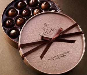 round,chocolate,gift,box,food packaging, Luxury packaging box