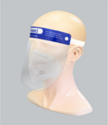 anti-virus protecting face shield