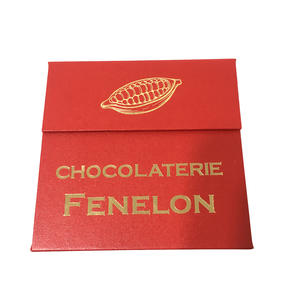 9 pcs load gift chocolate box with logo and color oem available