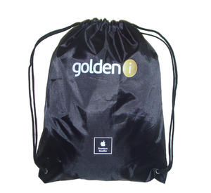 quality polyester drawstring bag supplier
