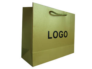 pearlized effect paper bag,art paper bag