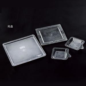 quality safe certificated birthday mold inject plastic cake tray,cake plate