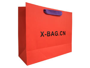 color offset paper bag(original dyed color)