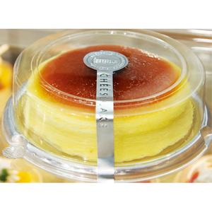 China top factory safe certificated round cake box supplier