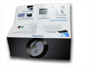 china printing factory for flyer