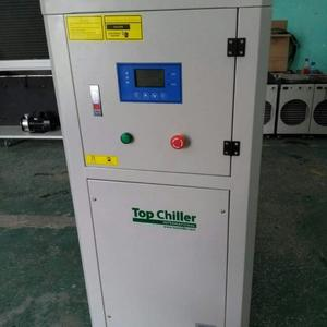 30HP air cooled water cooling chiller system for beverage and milk process industry