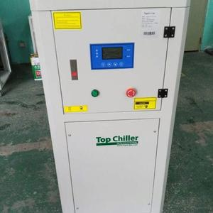 45KW air cooled water chiller for hot melt coating machine