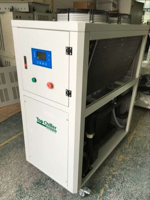 10HP air cooled water chiller