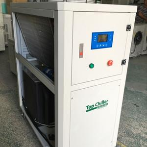 Plastic and Rubber machines Process moulding air cooled water Chiller system