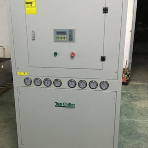 air and water chiller in Cathodic Electrophoresis Coating