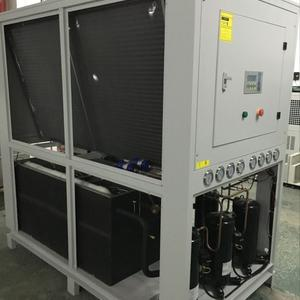 Wire cut EDM machines air coolant water chiller