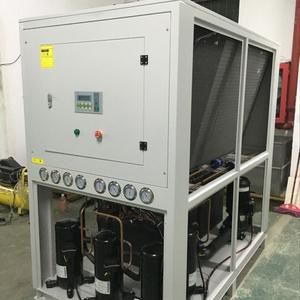 18Tons air cooled water Process Fluid Temperature controlling unit