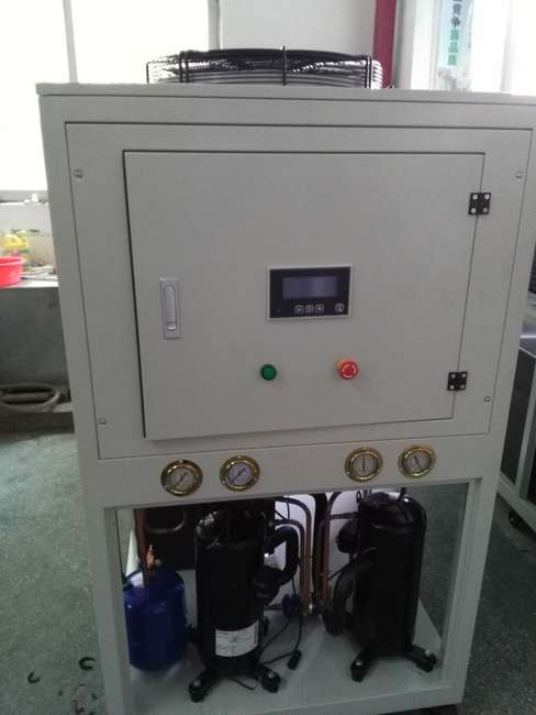 Self Contained Industrial Refrigeration Unit