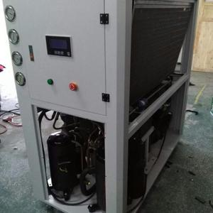 20Ton air cooled water chiller for extrusion moulding machines