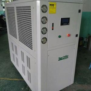 10C/15C air cooling chiller for film and bottle blowing machine
