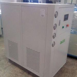 portable water to water cooled industrial chiller system