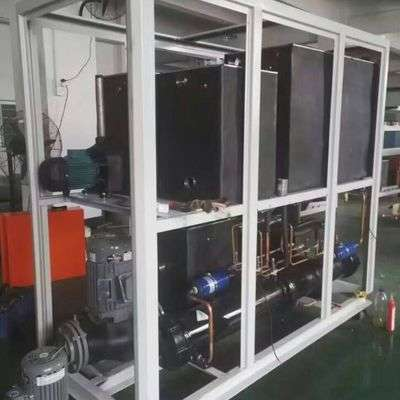 Recirculating Liquid water cooled portable Chiller with