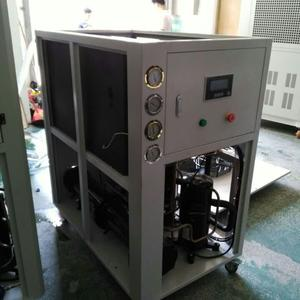 Good price best selling R410a refrigerant water chiller for vacuum coating machine