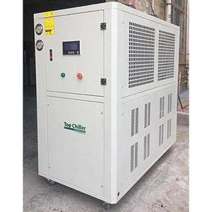 die casting machines air cooled water chiller system