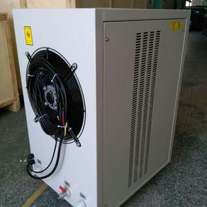the best quality industrial air cooled small chiller unit for laser machine and lab testing welding machine usage