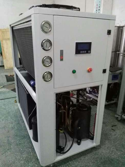 injection moulding machine chillers