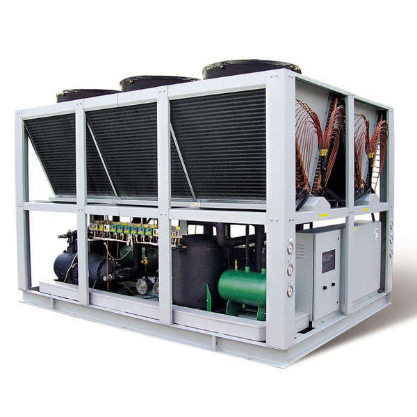 -5C- -45C glycol water chiller