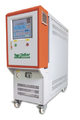 hot water type temperature controller unit for die casting machine