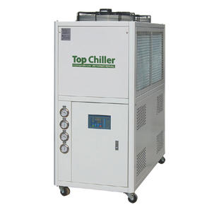 China best industrial lubrication oil cooling chiller unit with good quality