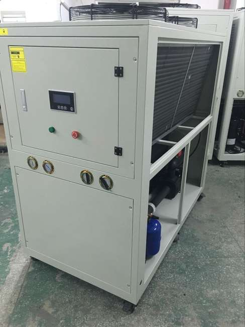 small glycol chiller