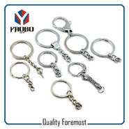 Key Ring With Keychain