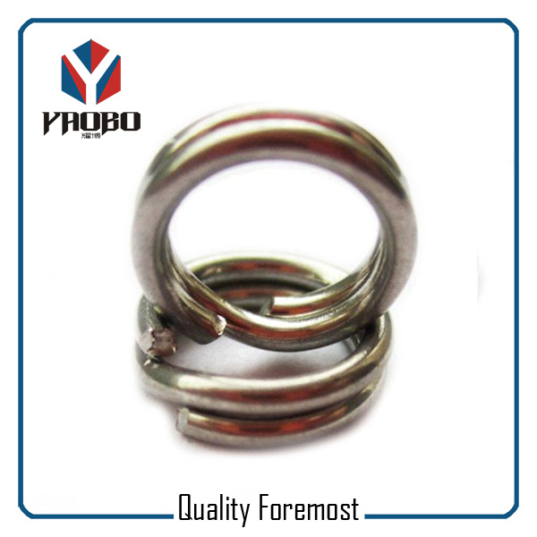 Stainless Steel Fishing Ring