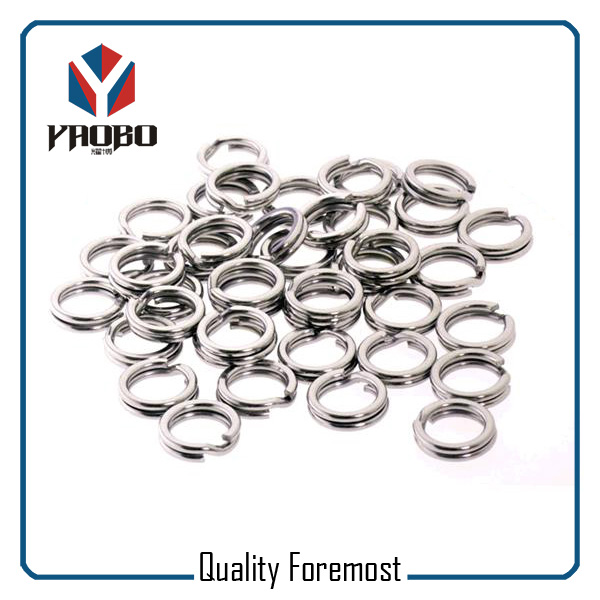 Stainless Steel 304 Fishing Ring