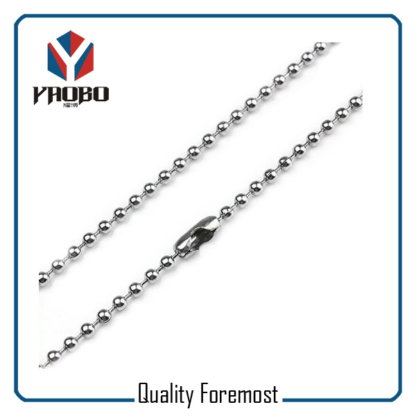 2mm Stainless Steel Ball Chain