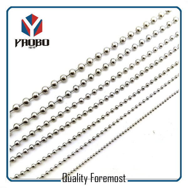 3mm Stainless Steel Ball Chain