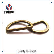 Flat Shape D Ring