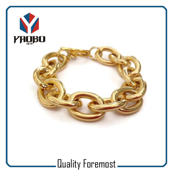 Metal Chain For Bracelet