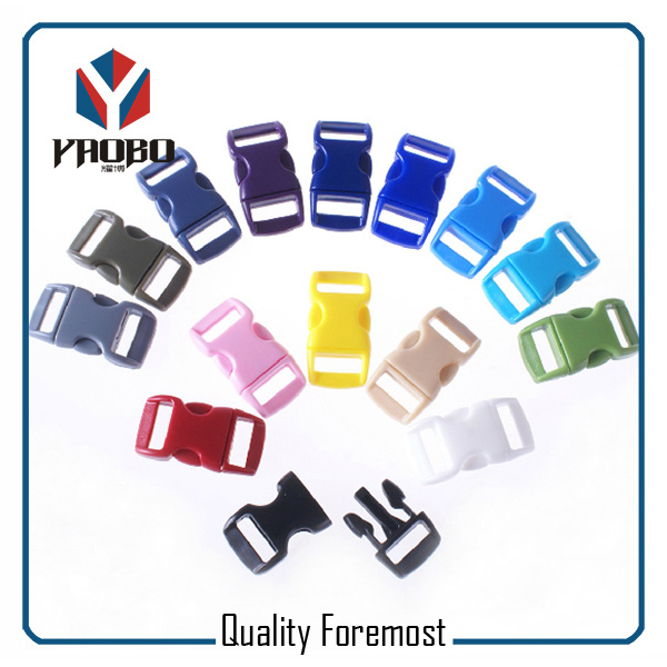 Plastic Colored Buckles