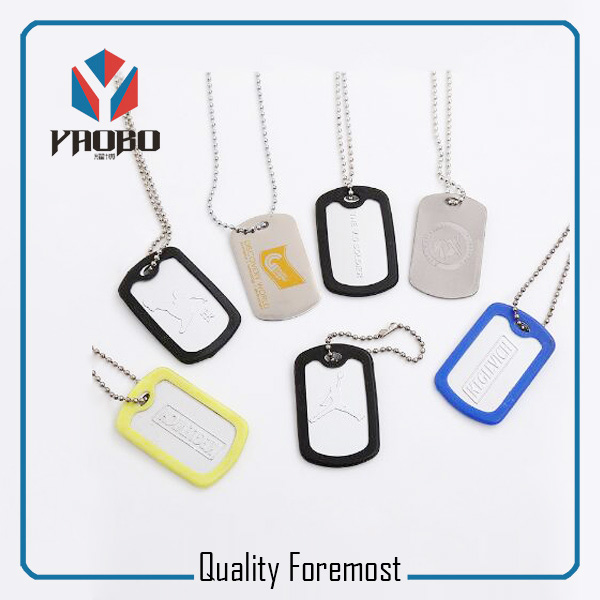 Metal Iron 50mm Length Tag