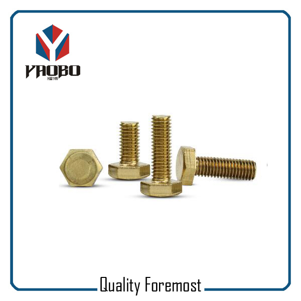 Metric Threaded Lag Screw
