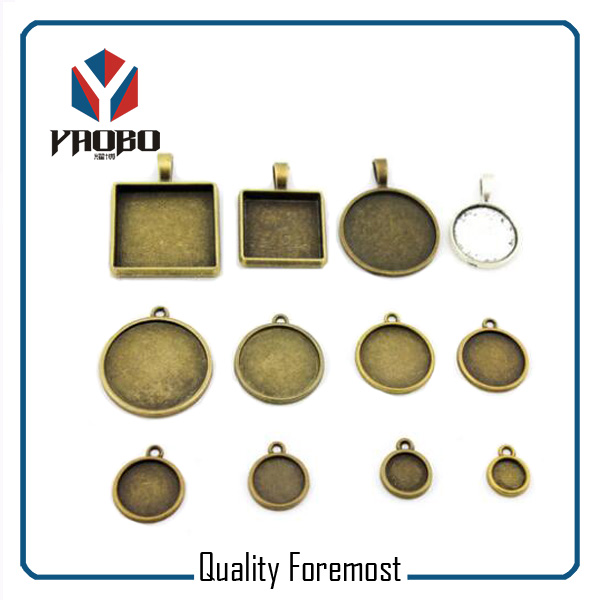 Fashion Zinc Alloy Accessories For Pandent