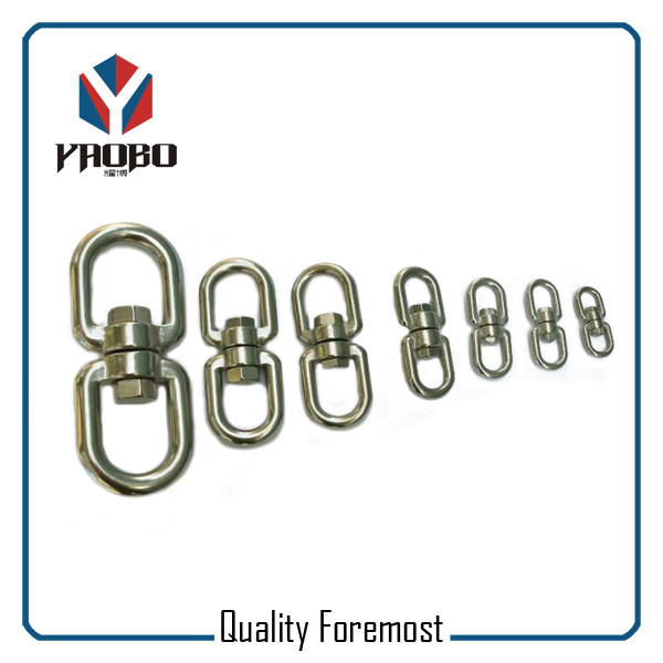 Stainless Steel Heavy Duty Swivel