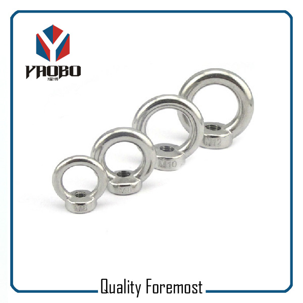 Stainless Steel Nut With Eye