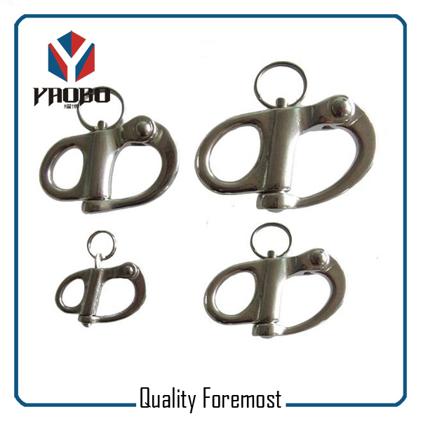 Custom High Quality Fixde Snap Shackles
